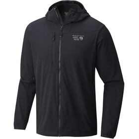 Mountain Hardwear M's Super Chockstone Hooded Jacket Black